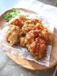 鶏肉の甘酢揚げ