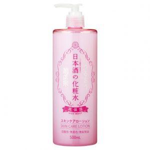 菊正宗日本酒の化粧水高保湿a