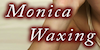 Monica Waxingのロゴ