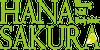 HANA SAKURAのロゴ